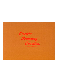 Electric Tramway Traction rgb